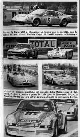 prove 24 ore Le Mans