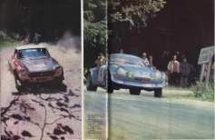 Rally Alpi Orientali, Ronde Cevenole